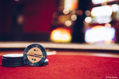 The Casino Heist 4